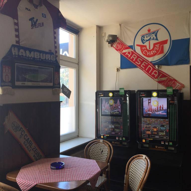 Sportsbar Schwerin