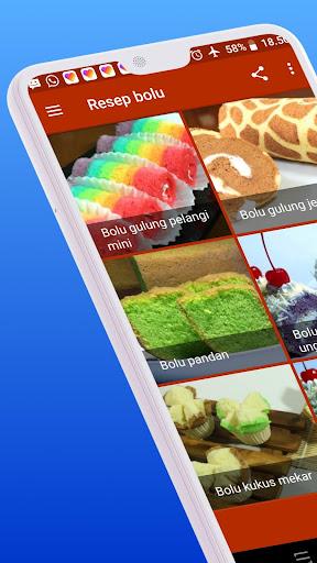 Resep Bolu Screenshots 8