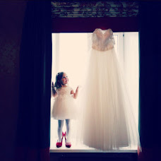 Wedding photographer Vladimir Popov (Photios). Photo of 01.09.2015