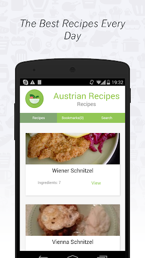 Austrian Cuisine: Recipes