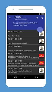 AliPaczka śledzenie przesyłek - náhled