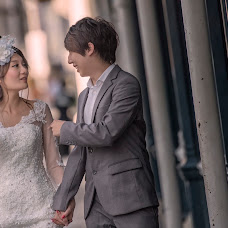 Wedding photographer Steven Yam (stevenyamphotog). Photo of 08.02.2016