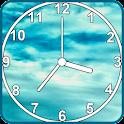 analog clock wallpaper free icon