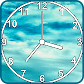 analog clock wallpaper free