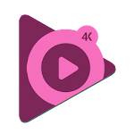 Video Player-4K Video Support Icon