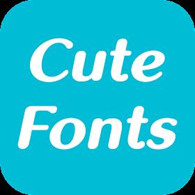Cute Fonts - Emoji Keyboard