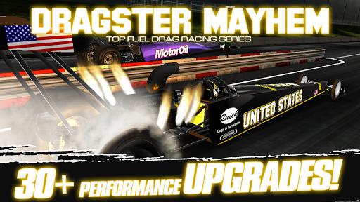Dragster Mayhem - Top Fuel Sim 1.13 screenshots 12