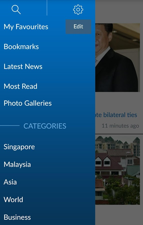 AsiaOne- screenshot