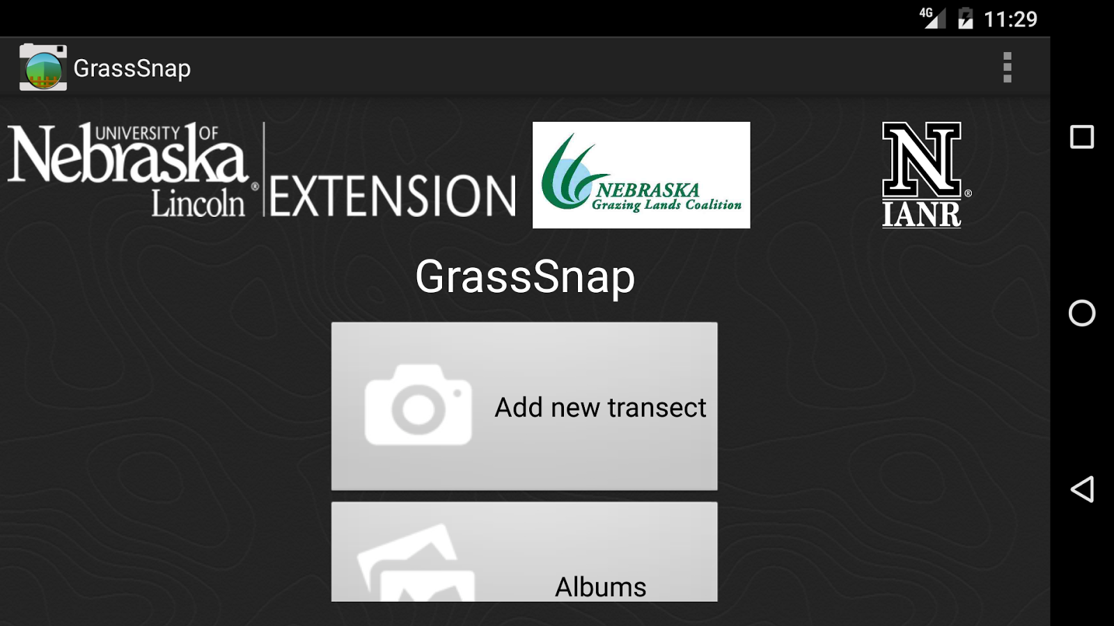 Grass Snap- screenshot