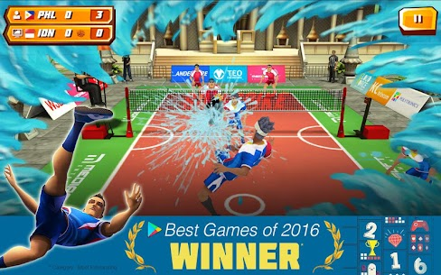 Roll Spike Sepak Takraw App Latest Version  Download For Android 9