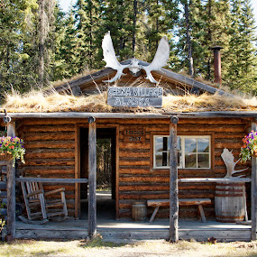 Simple Practical Living by Rev Marc Baisden - Buildings & Architecture Homes ( adventure, alaska, travel, living, natural, simplicity.,  )