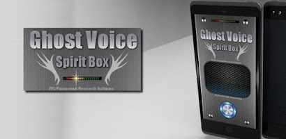Ghost voice spirit box android app on appbrain for Spirit box app android