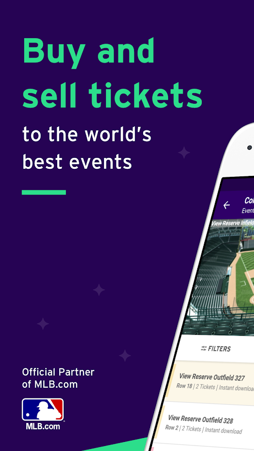 StubHub - Tickets to Sports, Concerts & Events- screenshot