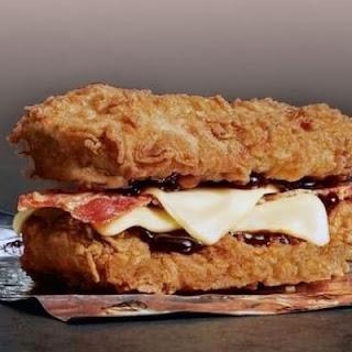KFC Double Down Copycat.
