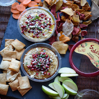 Pomegranate Molasses Hummus Recipes
