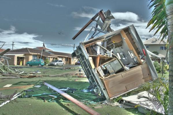 Tornado a Lennox Head  Australia di ChristianGiulianetti