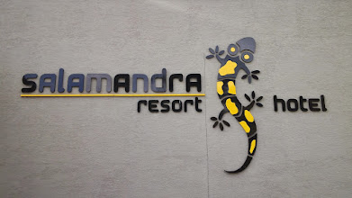 Photo: Salamandra Resort Hotel, dobre tam bolo :)