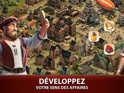 Forge of Empires  captures d'écran 4