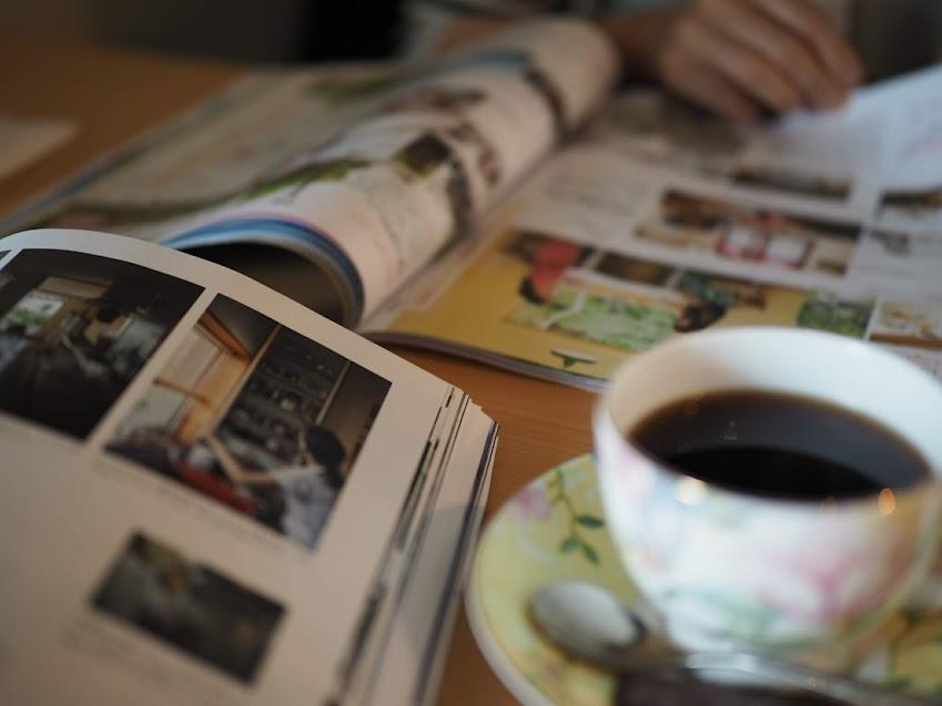 キリン珈琲の雑誌