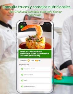 StarChef – Recetas Premium de Cocina en Español 3