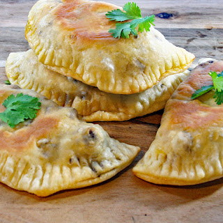 Oven Baked Beef Empanadas