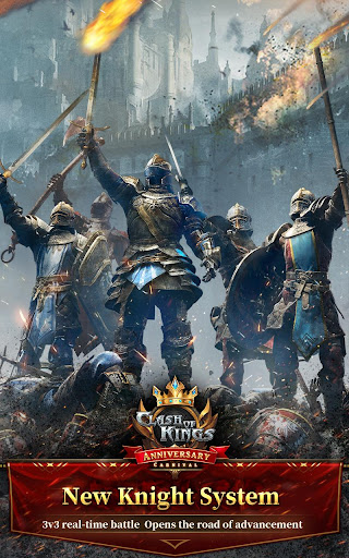 Clash of Kings : Newly Presented Knight System apktreat screenshots 1