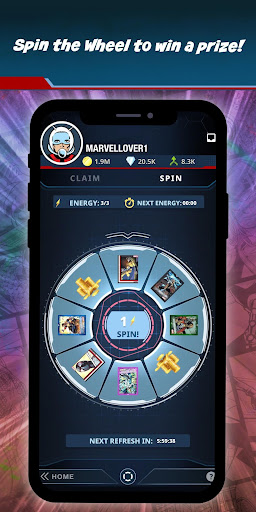 Marvel Collect! by Toppsu00ae Card Trader apktram screenshots 4