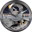 Vintage Knight watch icon