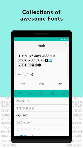 Font Changer Pro  screenshots 1