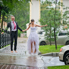 Wedding photographer Anna Katasonova (annalimon). Photo of 11.09.2013