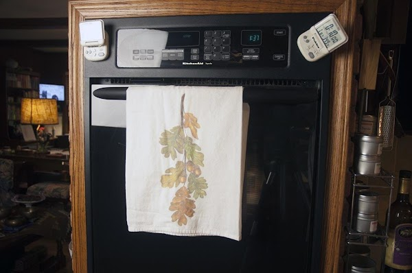 Place a rack in the lower position, and preheat the oven to 275f (135c)