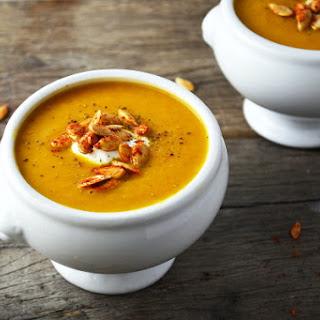 Pumpkin Soup Cinnamon Recipes
