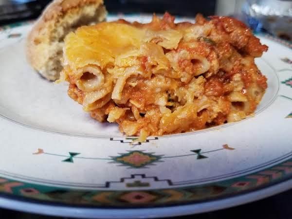 Mediterranean Baked Macaroni Recipe
