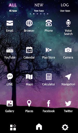 玩個人化App|背景圖片/icon 迷幻天空下的賢者免費|APP試玩