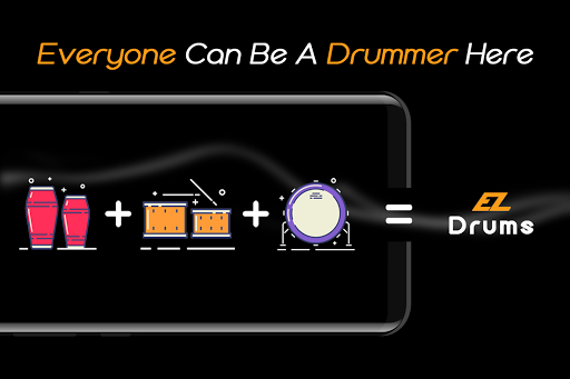 Easy Real Drums-Real Rock and jazz Drum music game  screenshots 8