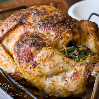 Asian Spiced Thanksgiving Turkey