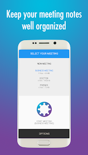 Meeting Notes Taker – Recorder, memo and minutes 1