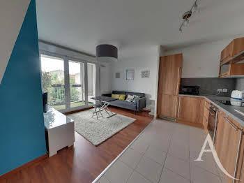 Appartement meublé 2 pièces 39,08 m2
