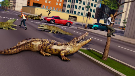 Animal Attack Simulator 2019-Wild Hunting Games - náhled