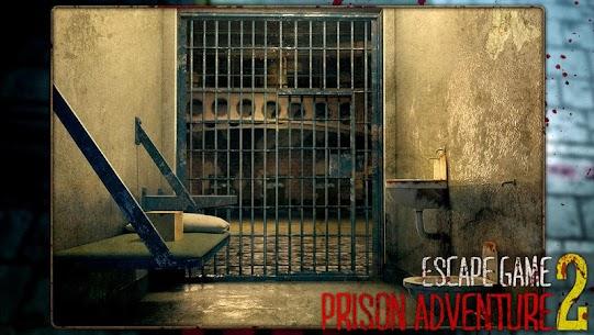 Escape game : prison adventure 2 4