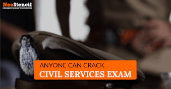 Civil Services Preparation: Anyone Can Crack IAS