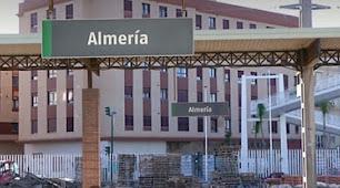Estación Intermodal de Almería.