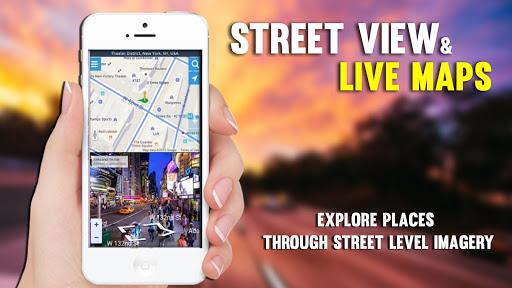 Street View Live Maps, GPS Navigation Directions 1.3.1 screenshots 10