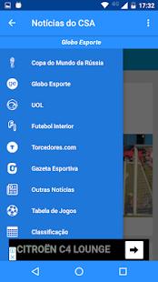 Download Notícias do CSA For PC Windows and Mac apk screenshot 3