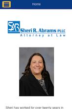 Sheri Abrams, Attorney at Law screenshot thumbnail