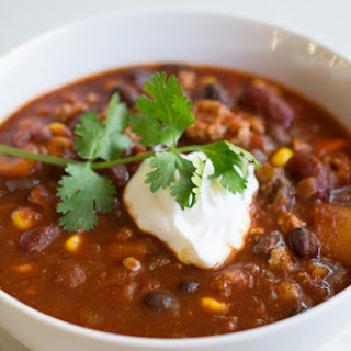 One Pot Taco Soup