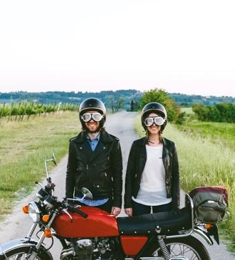 Two People Bike