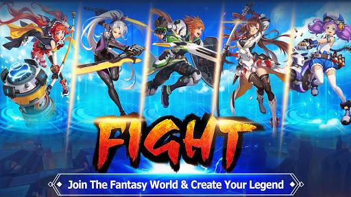 Blade & Wings: Future Fantasy 3D Anime MMORPG Game 1.8.9.1809101444.61 Cheat screenshots 5
