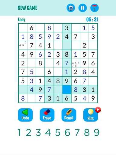 Sudoku 2020 1.4 screenshots 17