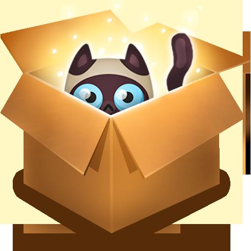 Попробуй Создать Кота Магией v.4.5 для Android